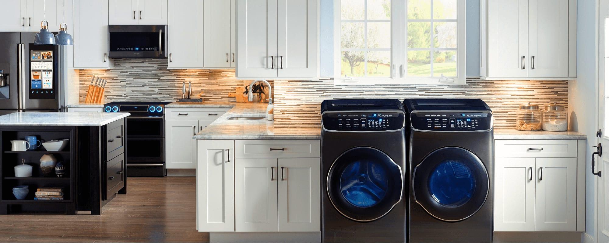 Samsung Brand Home Appliances - Kitchen Appliances ...
