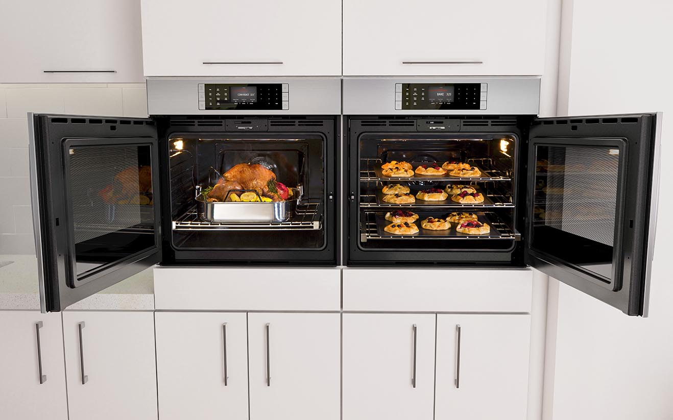 Uncategorized Kitchen Appliances Dublin bosch appliances cabinets flooring in reno truckee incline wall ovens are designed with matching handles doors and user interface to further align the look feel of other ki