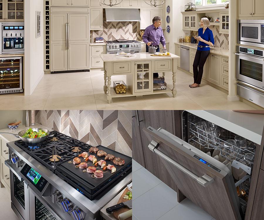 Dacor appliances
