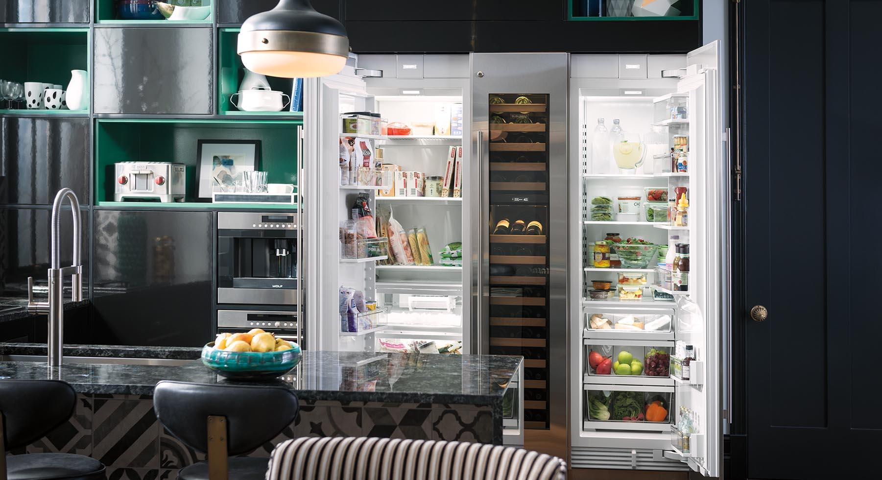 Sub Zero Glass Door Refrigerator subzero overview home appliances, kitchen appliances