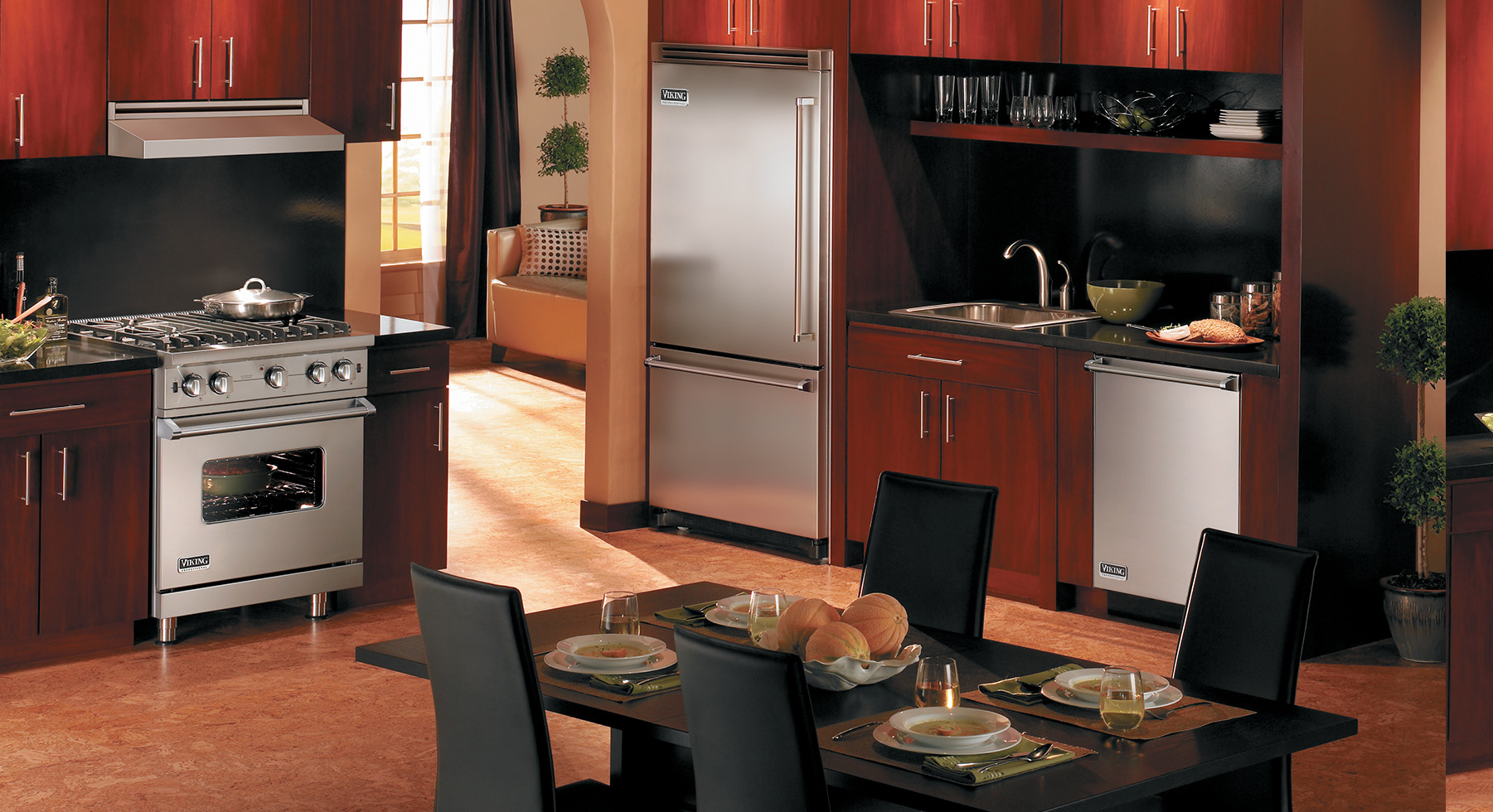 Viking Web 3.0 Appliances, Cabinets, Flooring in Reno, Truckee ...