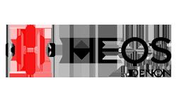 HEOS by DENON logo