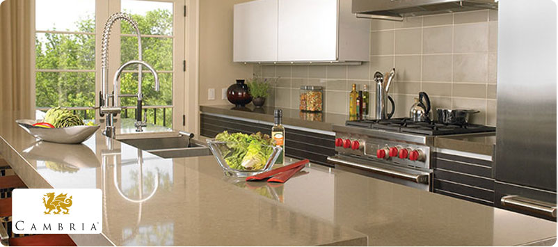 Countertops By Cambria. Countertops By Basix