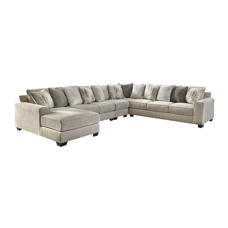 Living Room. Sectionals