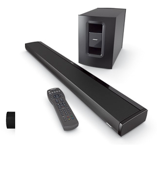 Powered Soundbar System