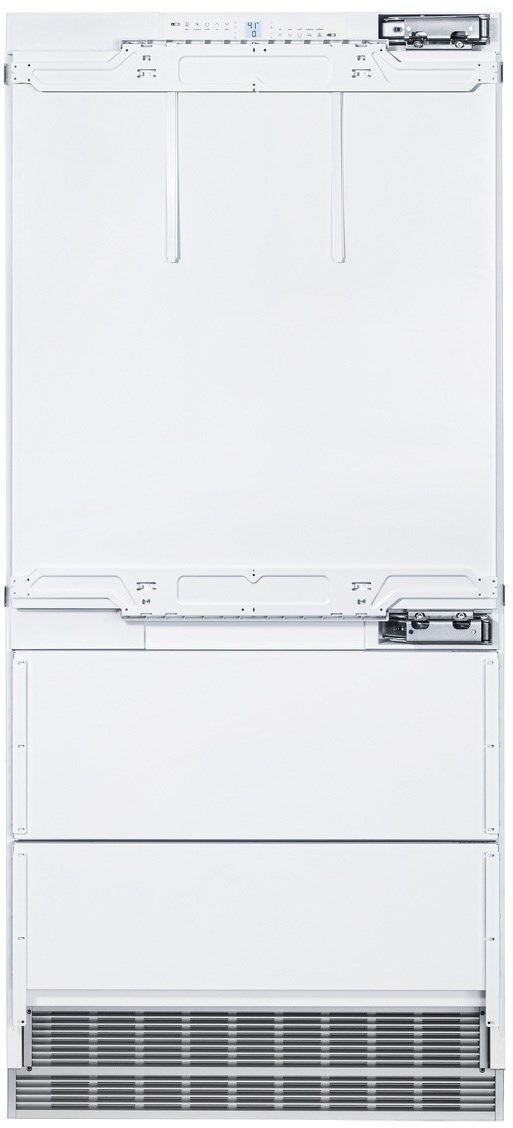 Liebherr 19 5 Cu  Ft  Bottom Freezer Refrigerator-Panel