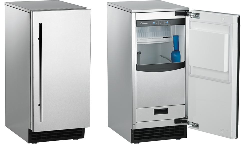 Scotsman Brilliance Nugget Ice Machine Scn60ga 1su Home Appliances