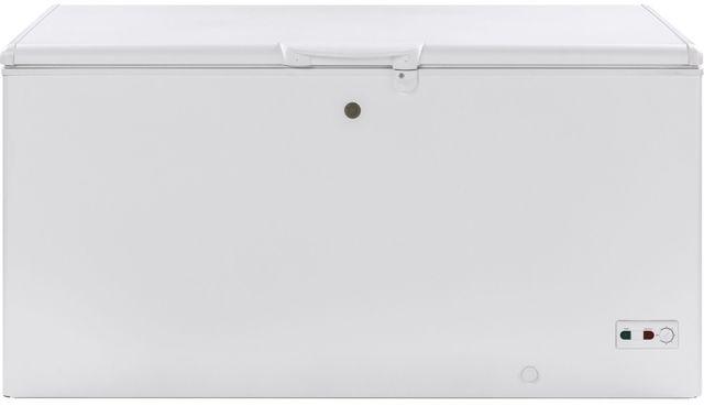 Ge 174 15 7 Cu Ft Chest Freezer White Fcm16slww Appliances