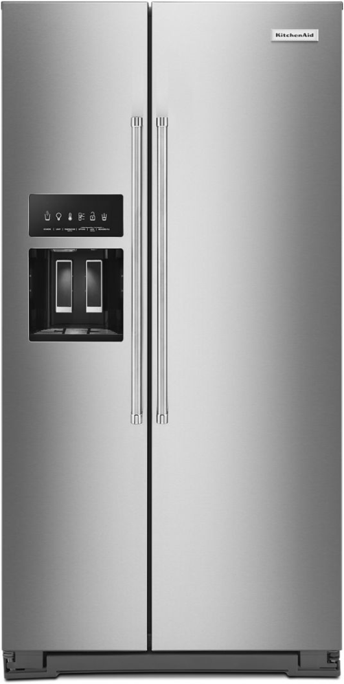 Kitchenaid 174 22 6 Cu Ft Stainless Steel With Printshield