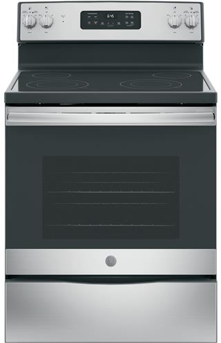 Ge 174 30 Quot Free Standing Electric Range Stainless Steel