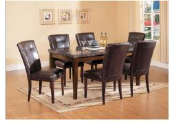 Wonderful Acme Furniture Danville Collection Dining Room Side Chair 07054