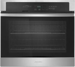 Amana 25 44 Stainless Steel Electric Single Oven Built In Awo6317sfs