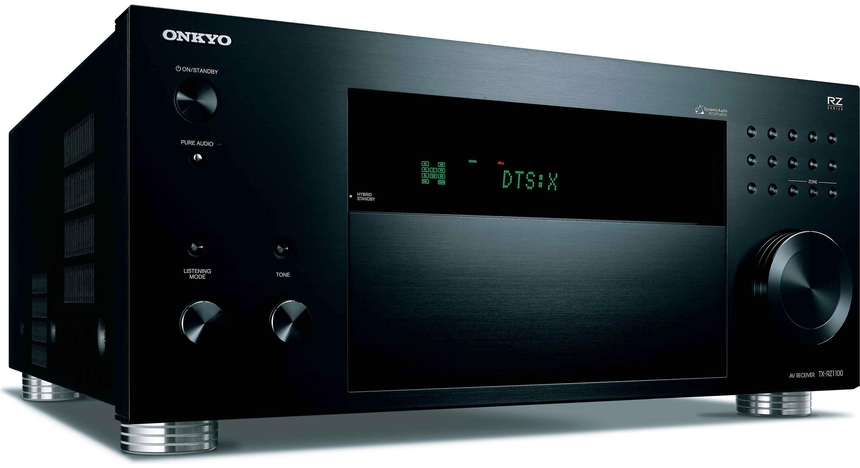 Onkyo® 9 2 Channel Network A/V Receiver-TX-RZ1100 | Good