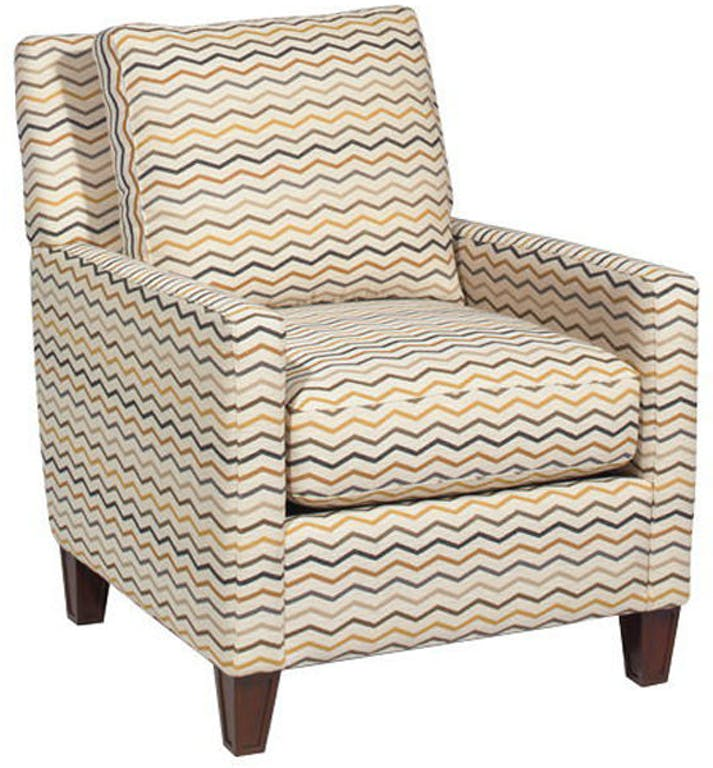 Craftmaster Affordable Fun Living Room Chair 012110