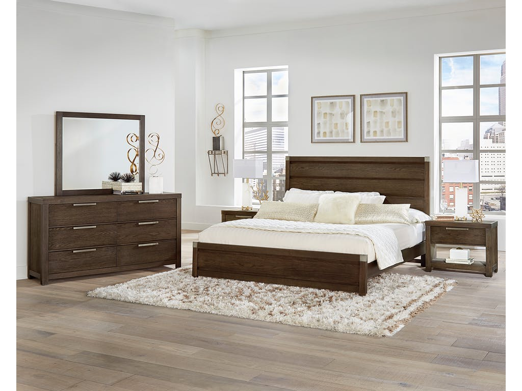 Vaughan Bassett American Modern Bedroom Collection 650 558 855 923