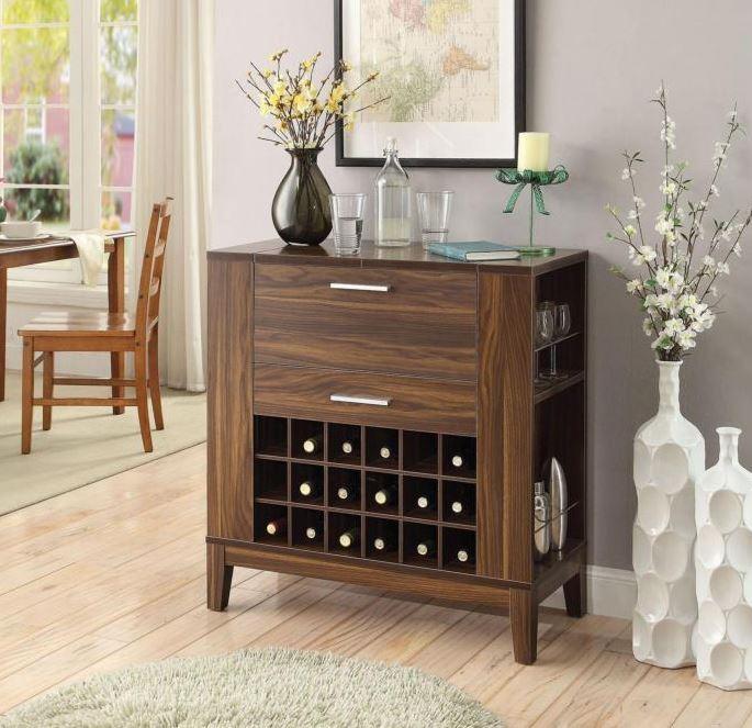 Coaster® Bar Cabinet 100130