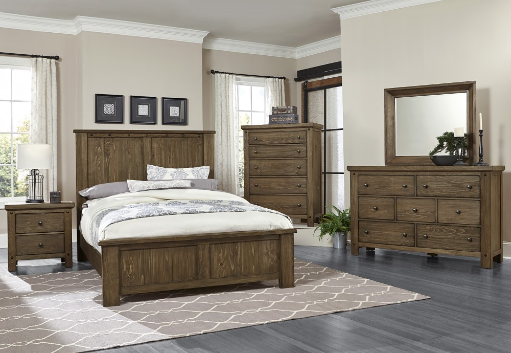 Tremendous Vaughan Bassett Collaboration Bedroom Collections 610 002 Interior Design Ideas Tzicisoteloinfo