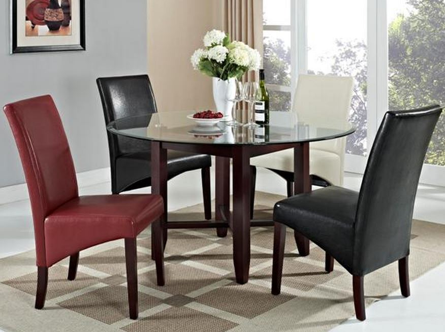 Crown Mark Alexa Dining Collection 1212