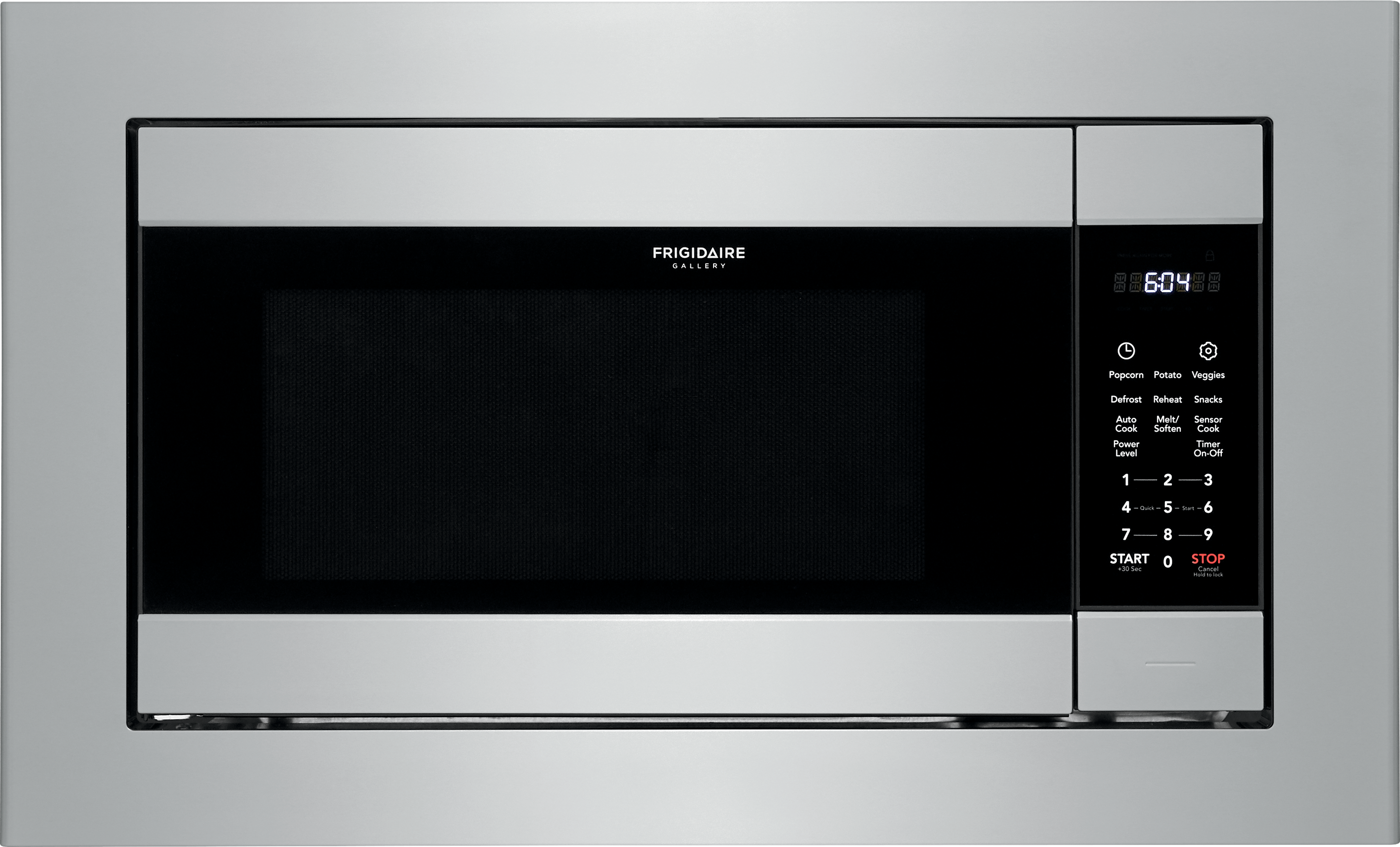 Frigidaire Gallery 24 Built In Microwave Stainless Steel Fgmo226nuf