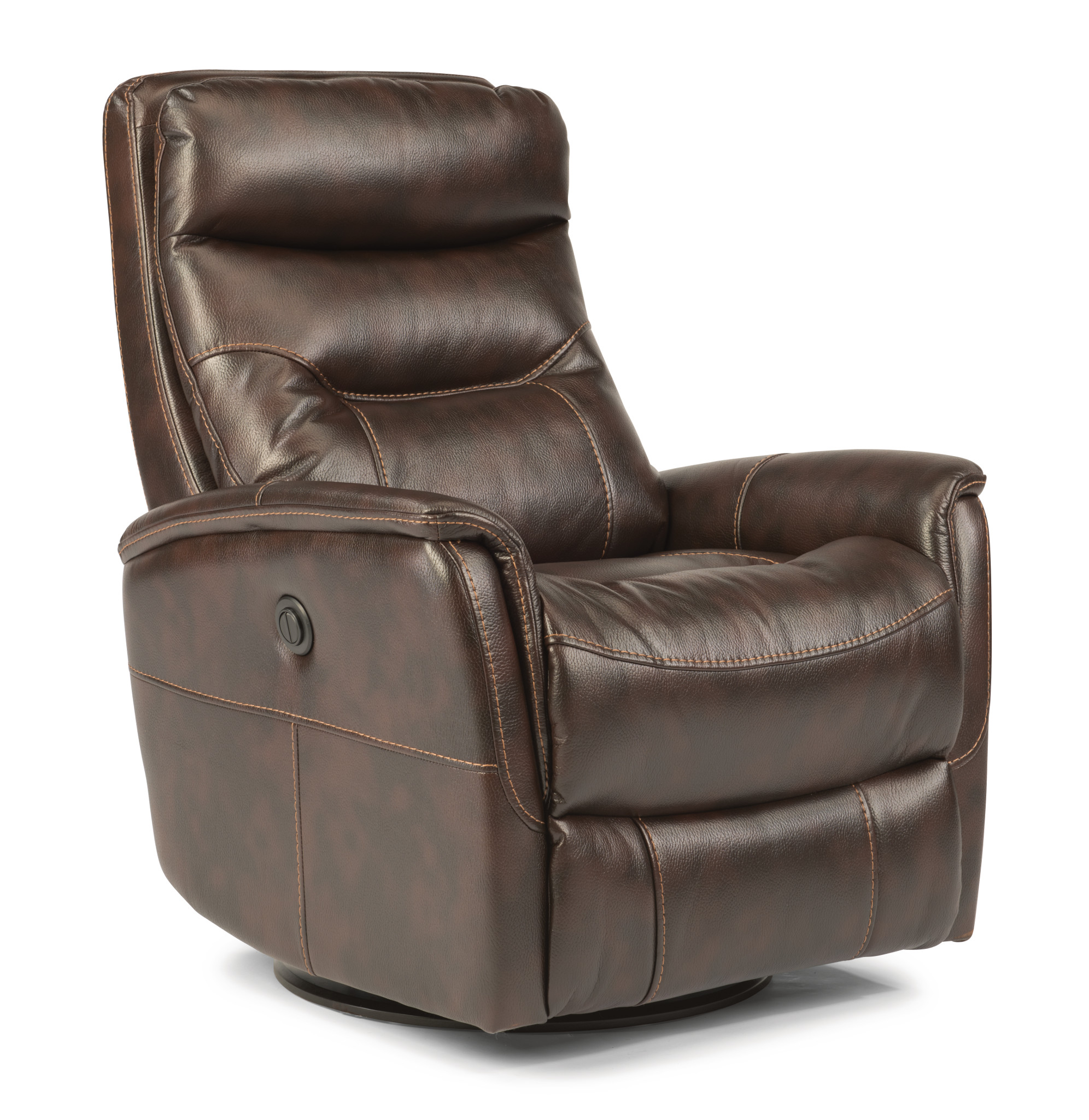 Flexsteel® Alden King Power Swivel Gliding Recliner 1392 53PK