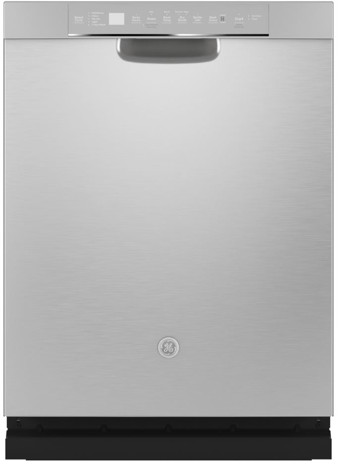 Ge 174 23 75 Quot Stainless Steel Built In Dishwasher