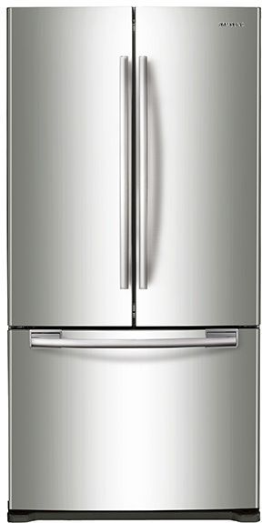 Samsung 20 Cu Ft French Door Refrigerator Stainless