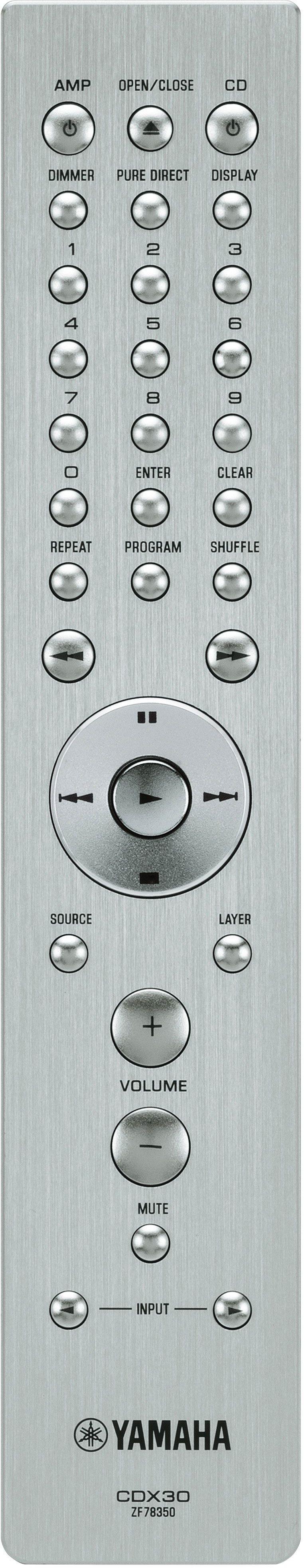 Yamaha High-Grade Cd Player-Silver-CD-S2100SL | Nawara Brothers Home