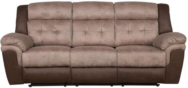 Homelegance Chai Double Reclining Sofa