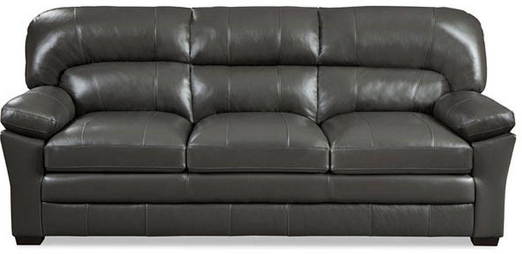 Best Home Furnishings® McIntire Distressed Pecan Leather ...