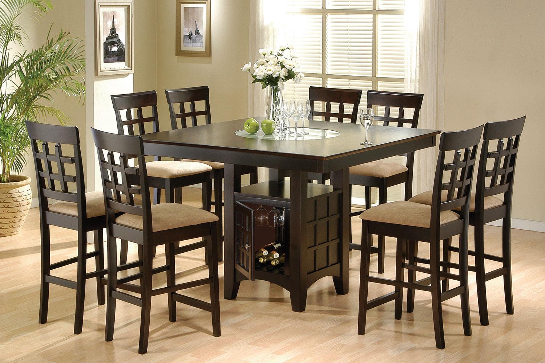 Coaster 5 Piece Dining Table Set 100438 S5 Appliances Hdtvs