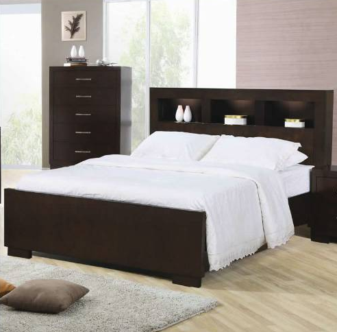 Coaster B COLLECTIONS CAL KING BED 200719KW | Clinton Appliance