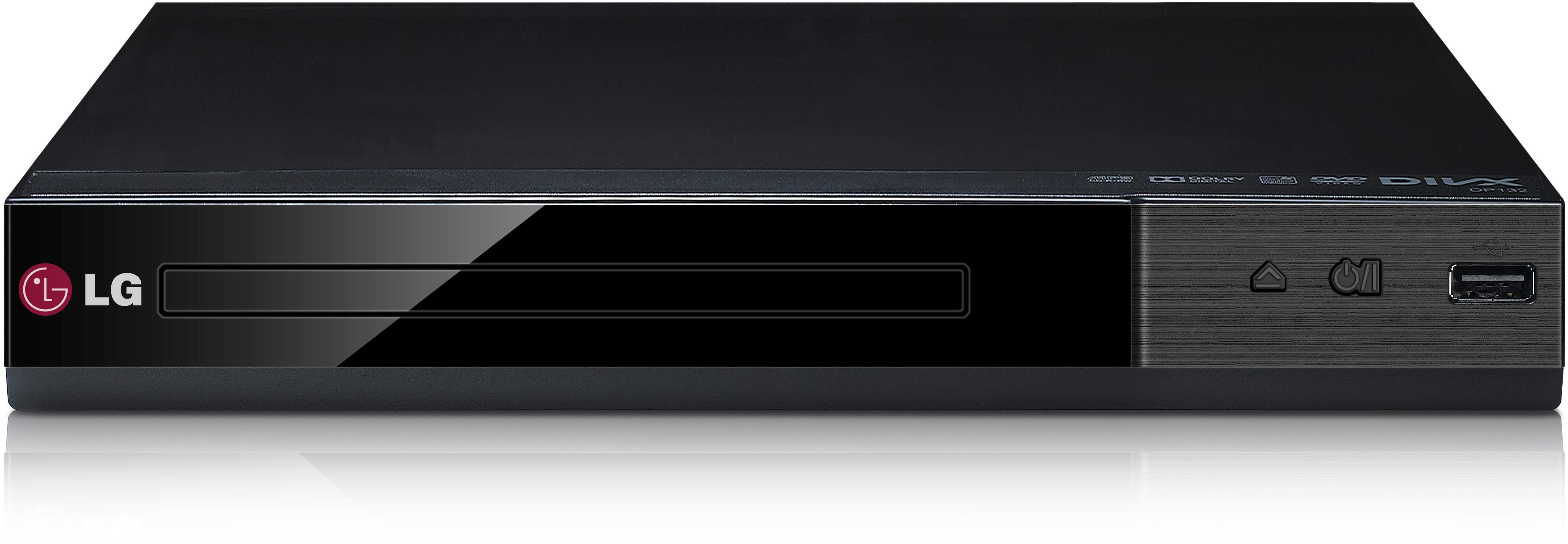 LG DVD Player And Direct Recorder-DP132