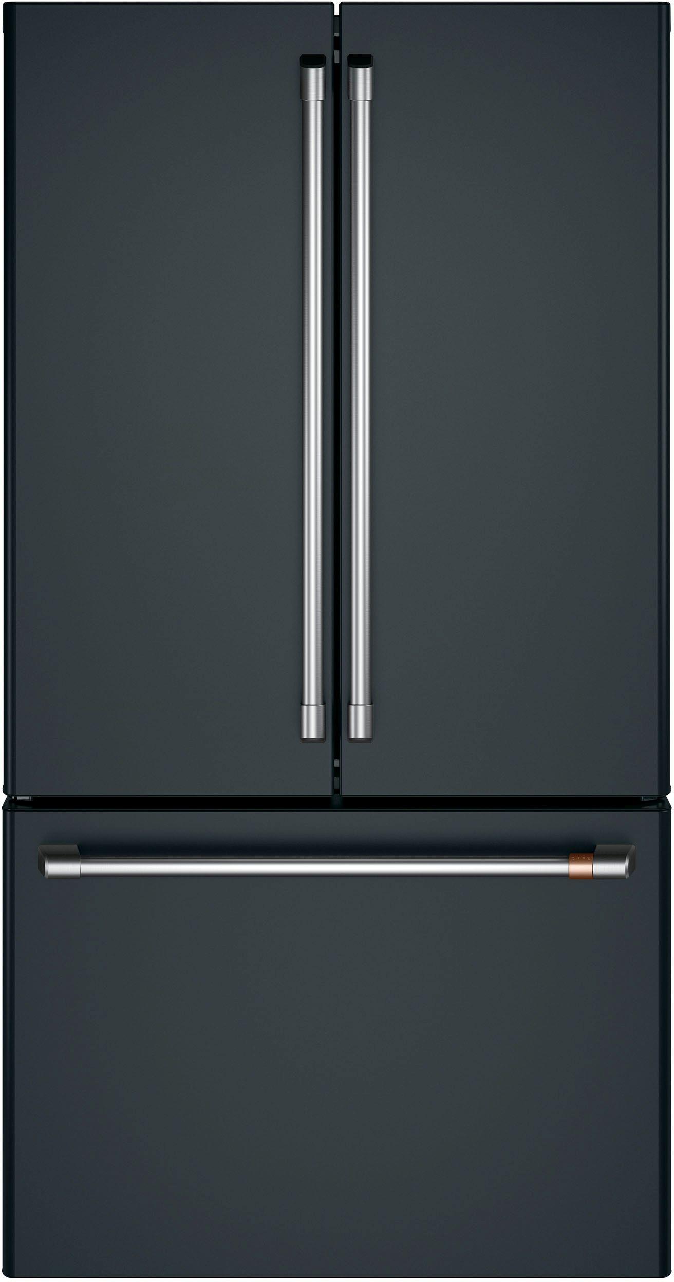 Caf 231 Cu Ft Counter Depth French Door Refrigerator Matte