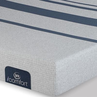 2fe1aa9cd3a Reviews for Serta® iComfort® Blue 100 Gentle Firm King Mattress ...