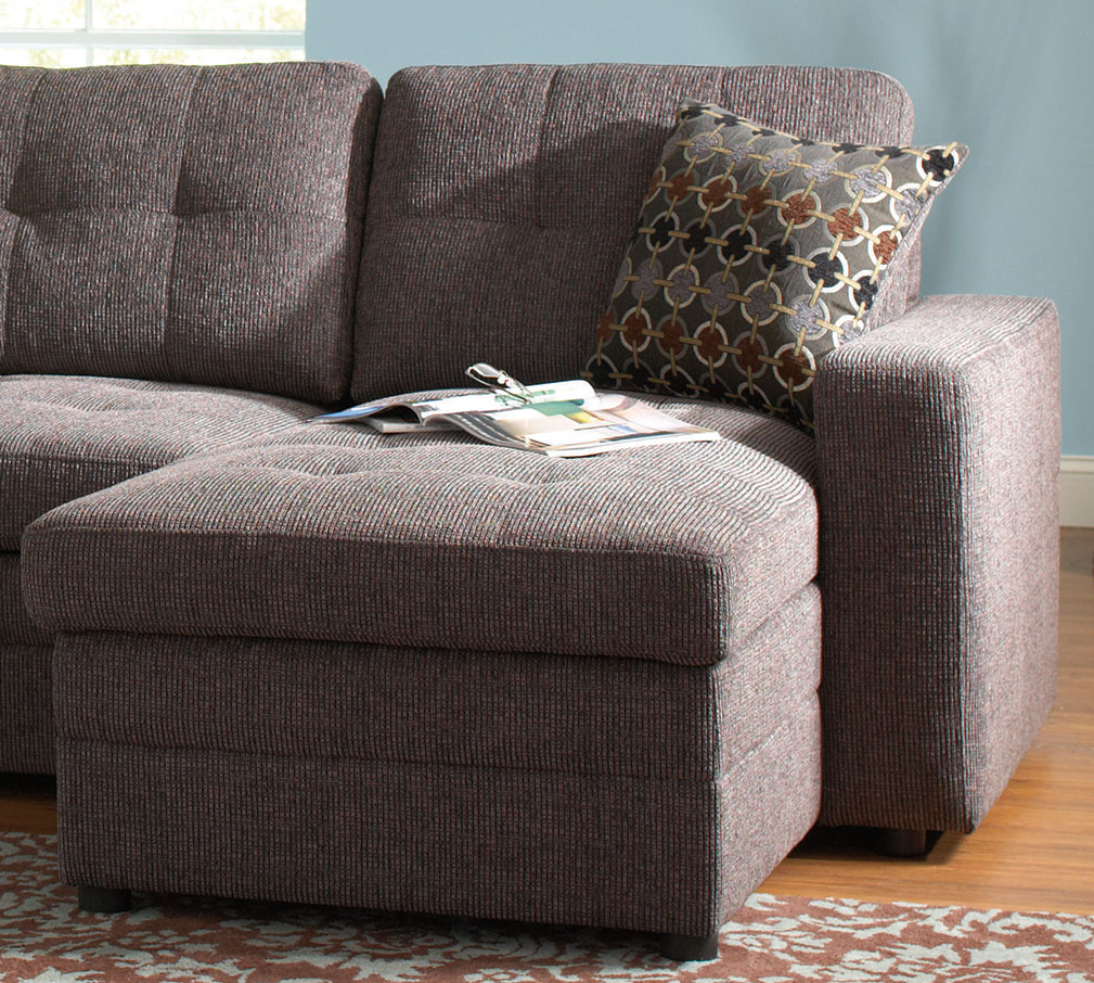 Coaster Gus Sectional Chaise 501677b1