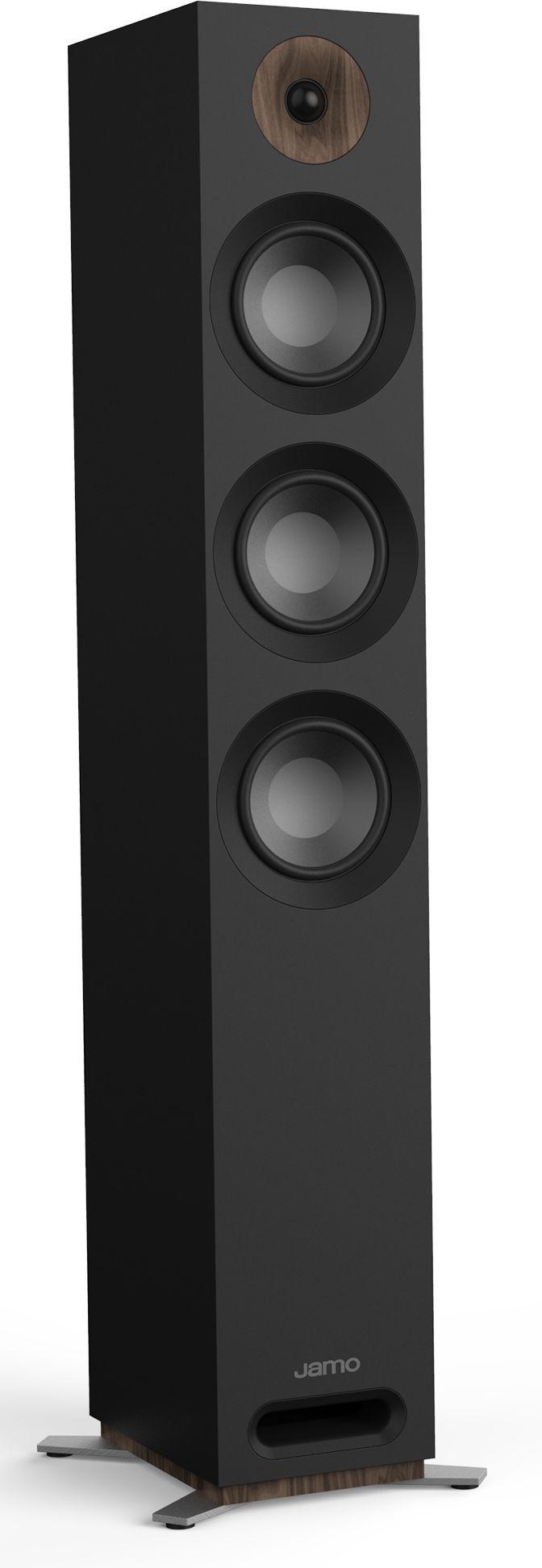 Jamo® S 809 Floorstanding Speaker-Black-1064325 | Sound Concepts