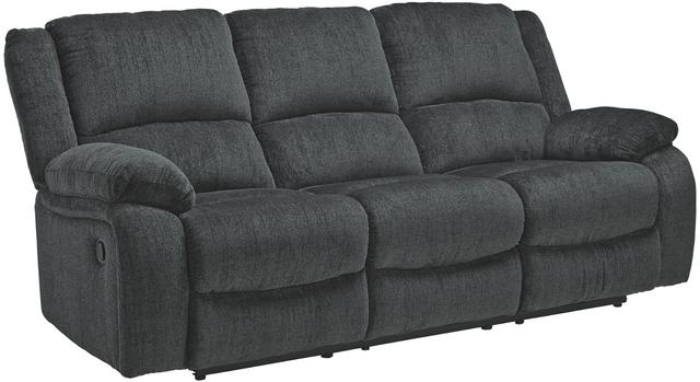 Signature Design By Ashley 174 Draycoll Slate Reclining Sofa