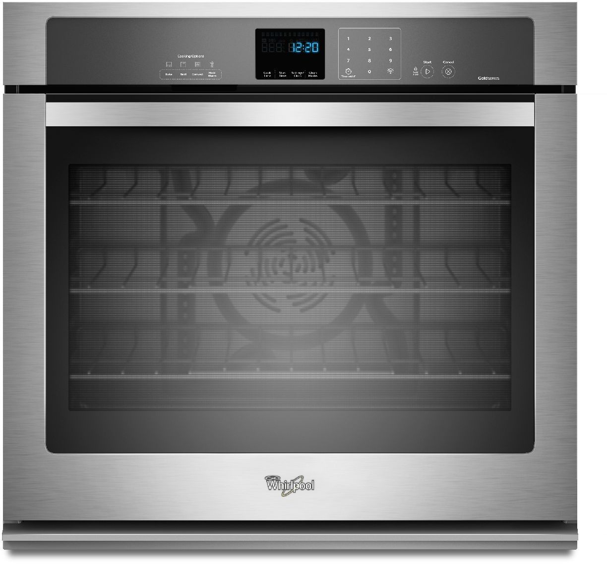 Whirlpool Gold 27 Electric Single Oven Built In Wos92ec7a