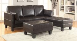 Coaster L Sofa Bed 300204