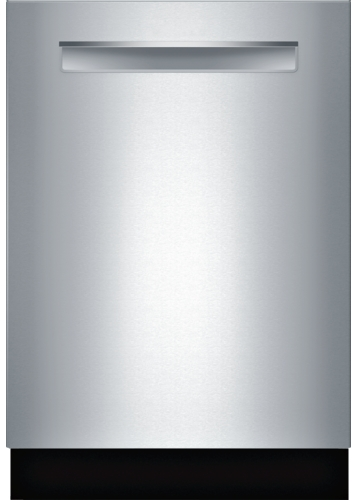 Bosch 500 Series 24 Quot Built In Dishwasher Stainless Steel
