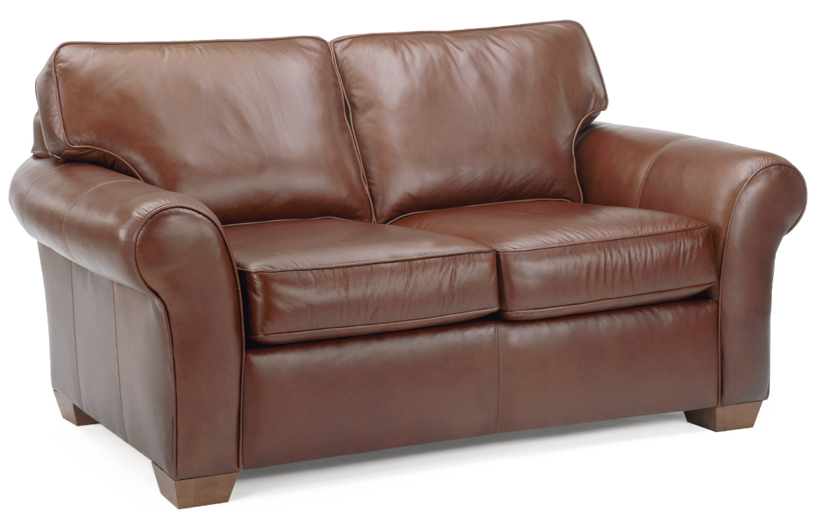 Incredible Flexsteel Vail Leather Loveseat 3305 20 Woods Household Caraccident5 Cool Chair Designs And Ideas Caraccident5Info