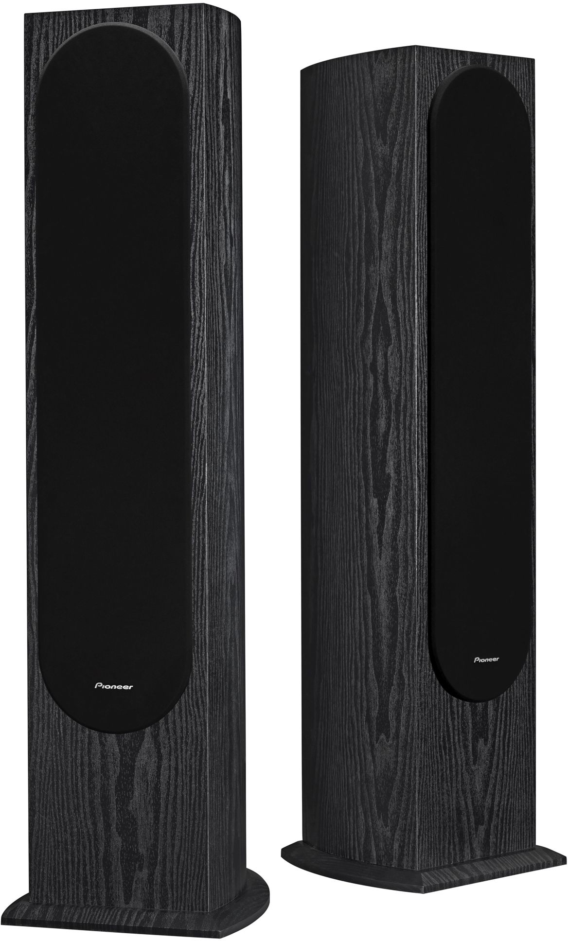 Pioneer Andrew Jones Designed Floor Standing Loudspeakers Black Sp Fs52