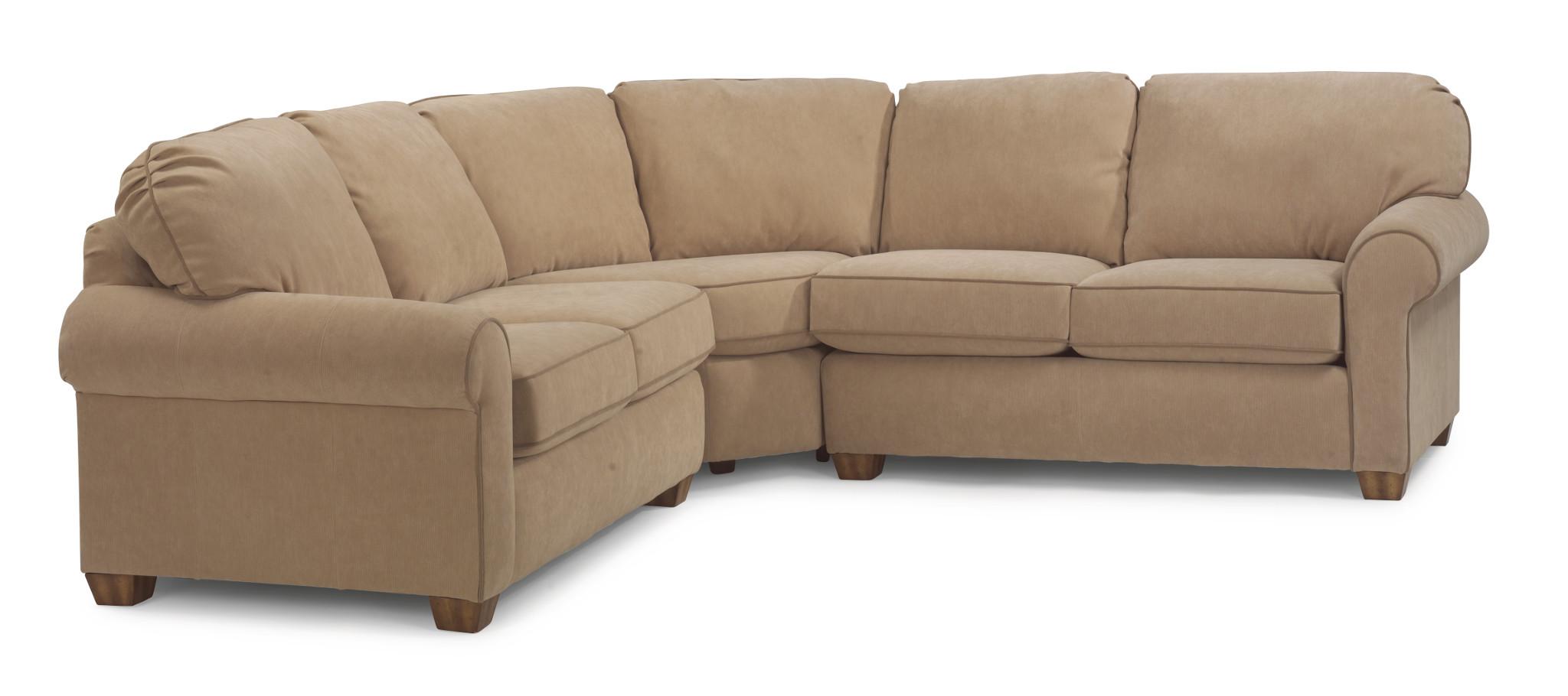 Sensational Flexsteel Thornton Leather Sectional 3535 Sect Appliance Ibusinesslaw Wood Chair Design Ideas Ibusinesslaworg