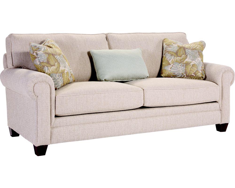 Broyhill Monica Good Night Sofa Sleeper Queen 3678 7