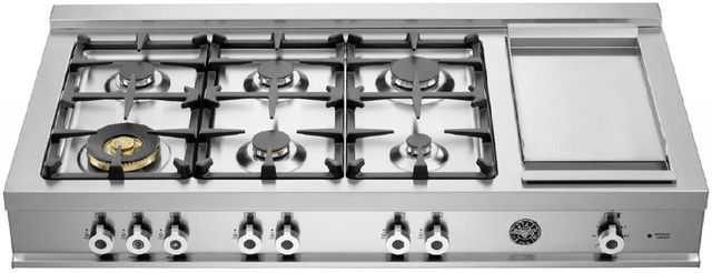 Bertazzoni Professional Series 48 Quot Stainless Steel Gas