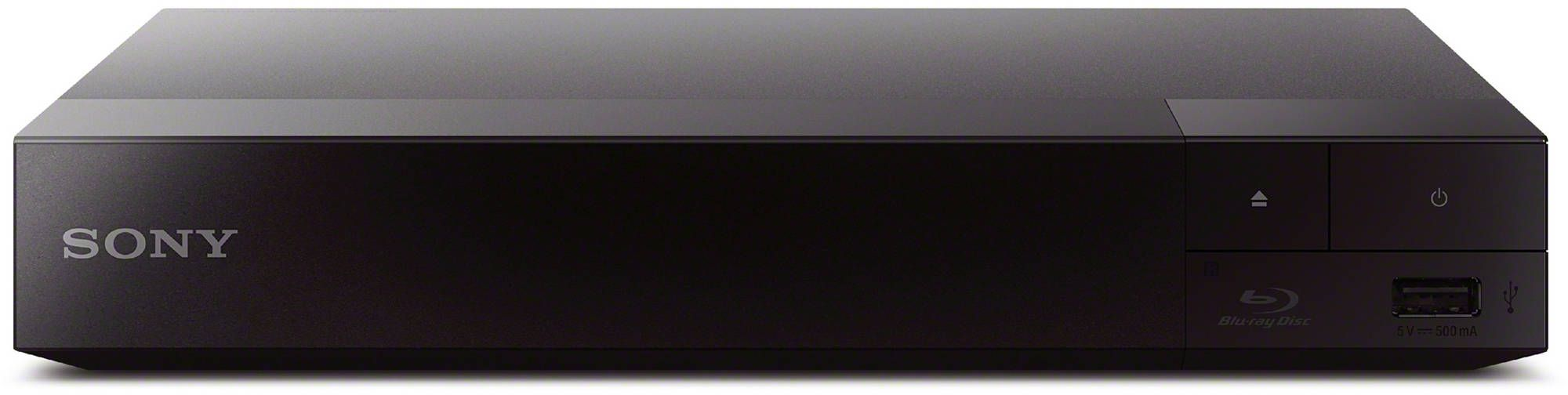 Sony Built In Wi Fi Blu-ray Player-Black-BDP-S3700