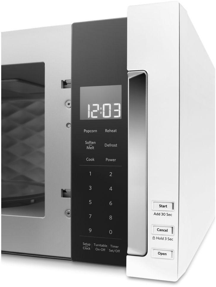 Kitchenaid 30 Over The Range Microwave White Kmls311hwh Village