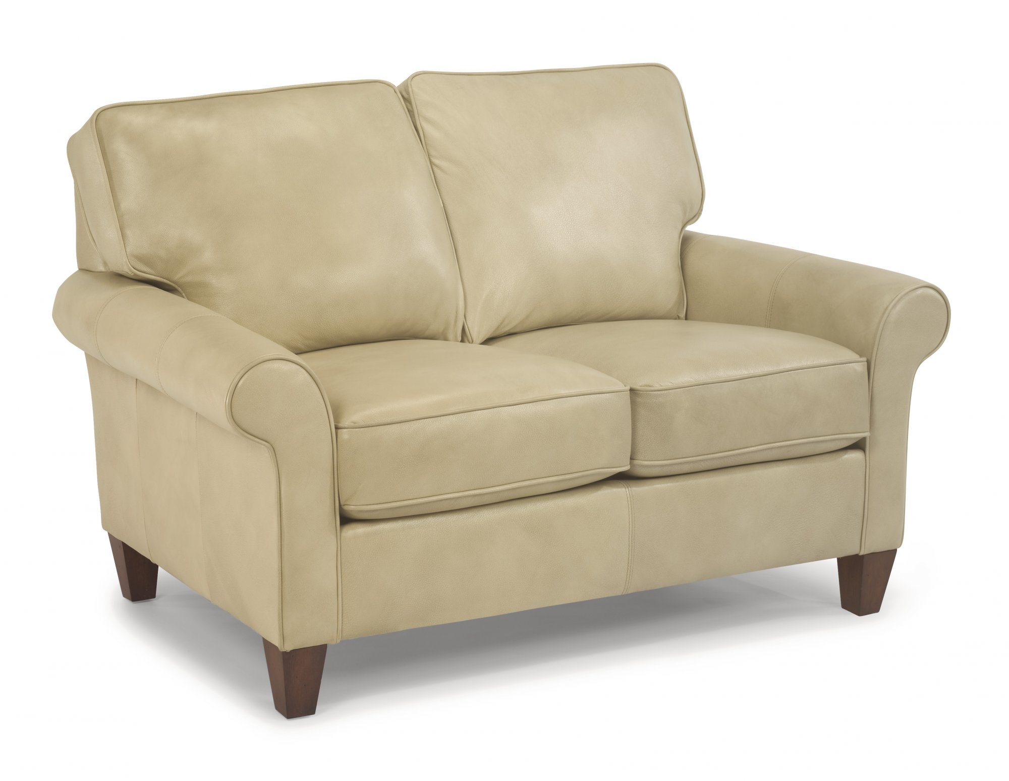 Outstanding Flexsteel Westside Leather Loveseat 3979 20 Appliance Center Caraccident5 Cool Chair Designs And Ideas Caraccident5Info