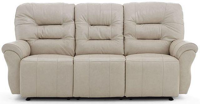 Enjoyable Best Home Furnishings Unity Leather Power Space Saver Short Links Chair Design For Home Short Linksinfo