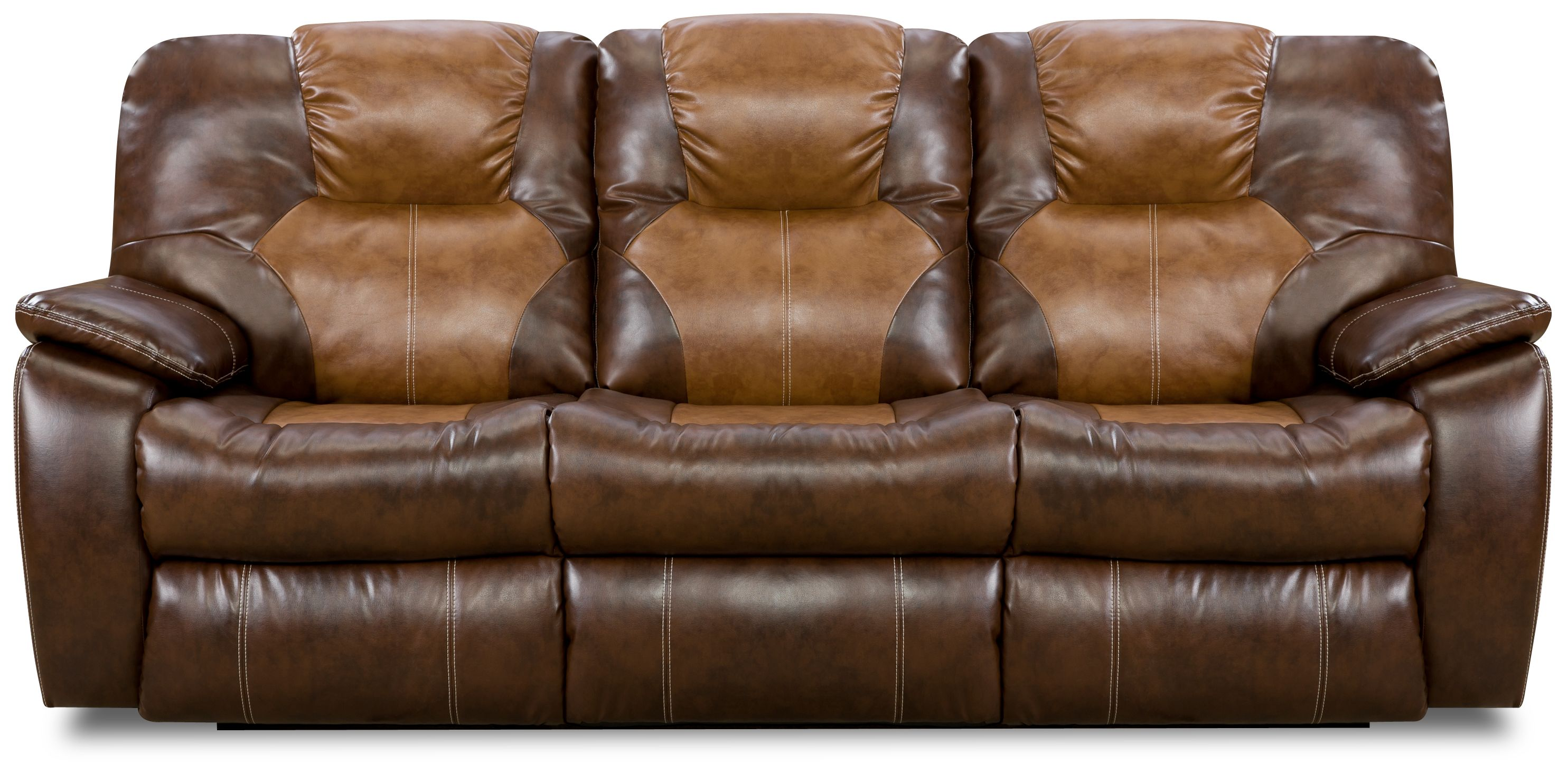 Southern Motion Avalon Double Reclining Sofa 838 31